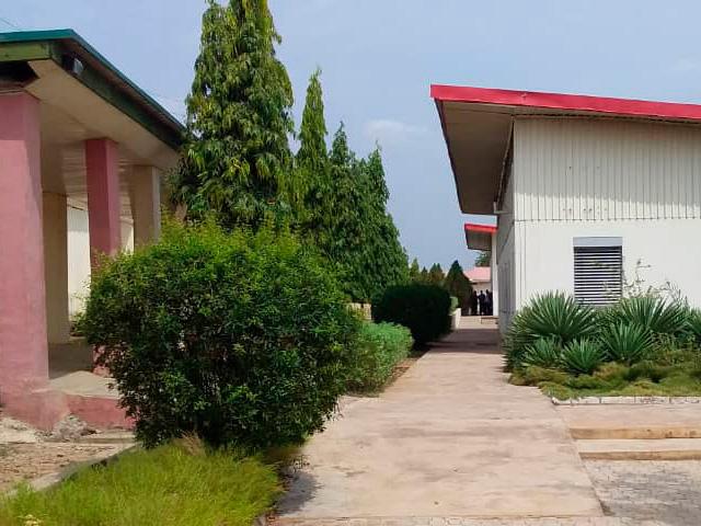 Turnkey Laboratory - Adamawa German Medical Center